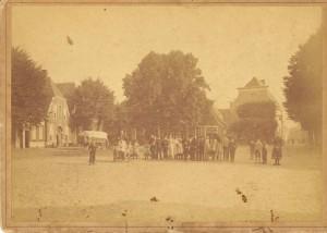 Groote Markt 1886