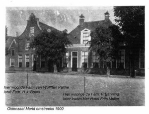 Groote Markt 1889