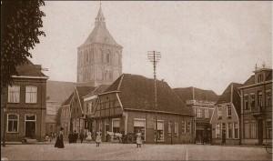 Groote Markt 1900