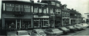 Groote Markt 1960 alle winkels