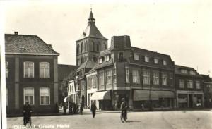 Groote markt 1919