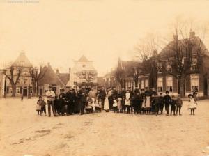 Veldwachter op Groote Markt 1889 (712)