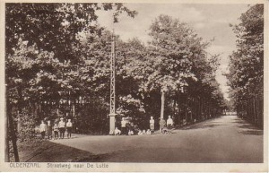 29a. Bentheimerstraat richting De Lutte