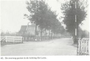 3. Bentheimerstraat spoorovergang