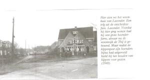 30. Hoek bentheimerstraat alleeweg 1940