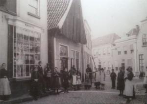 Bannink Grotestraat 1900