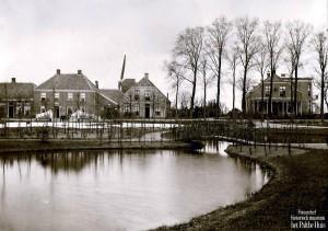 Bentheimerstraat vijver