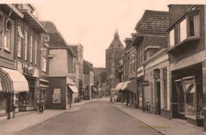 Bisschopstraat 1960