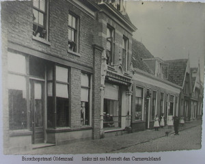 Bisschopstraat Morselt mode