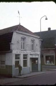 Bisschopstraat Ophuis vanaf monninkhof
