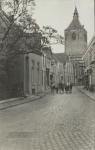 Deurningestraat bocht