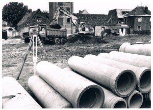 Foto uit de Twentsche Courant 29 mei 1979