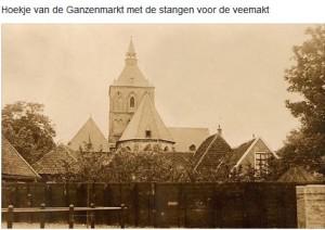 Ganzenmarkt ca. 1931