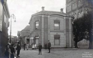 Grootestraat de Smulhoek ooit Postkantoor