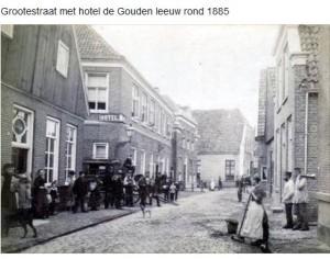 Grotestraat Goudenleuw