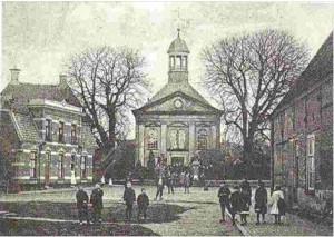 Hofkerk 1800