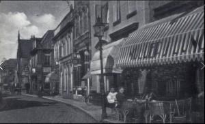 Hotel Muller en Bisschopstraat