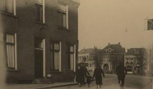 Huis van de fam Kan,een joodse famillie
