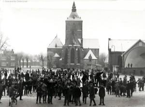 Ijspret Burg. Vos de Waelplein 1960 (1220)
