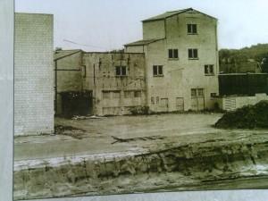 Kalkzandsteen fabriek