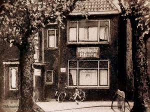 Klopt nu zit er Bistro Pure...Dat Cafe was mijn Opa en Oma Schaepers...die hebben het cafe laten bouwen in 1938 en in hun bezit geweest tot 1958