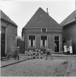 Monnikstraat 1950