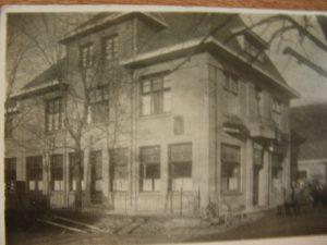 Ootmarsumsestraat cafe Bos Rauwhorst