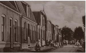 Ootmarsumsestraat nr 28 links Drogist Loohuis