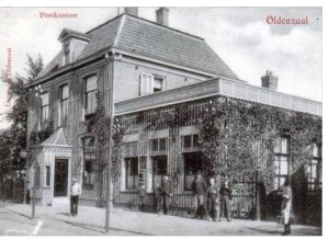 Oude Postkantoor steenstraat