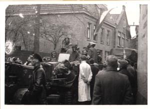 Oldenzaal - Bevrijding 1945.