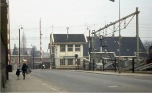 Spoor overgang Spoorstraat Oldenzaal