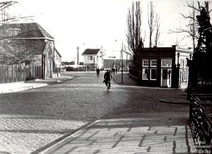 Spoorstraat Geldeman ingang