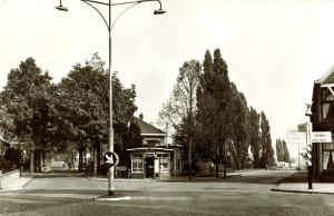 Spoorstraat kiosk