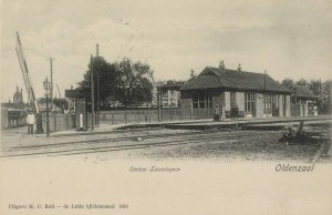 Station Oldenzaal 1865