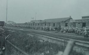 Station Oldenzaal in de Oorlog