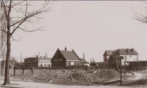 Stationsplein 1945