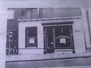 Steenstraat Groenteboer Reuver