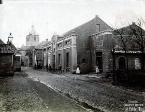 Steenstraat Molkenboer