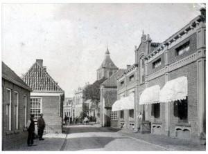 Steenstraat bij Molkenboer
