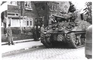 Oldenzaal - Bevrijding 1945