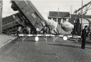 Trein ongeval 1961