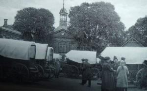 Veemarkt 1890