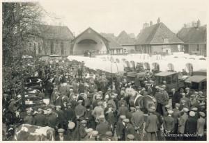 Veemarkt 1930