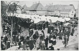 Veemarkt 1931
