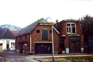 Walstraat Citadel 1970kopie