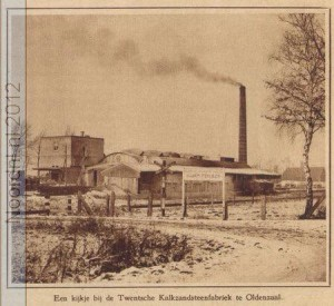 kalkzandseen fabriek