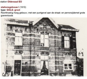 station Oldenzaal 1910