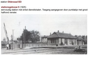 station Oldenzaal 1920