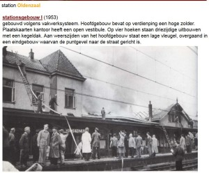 station Oldenzaal 1953b