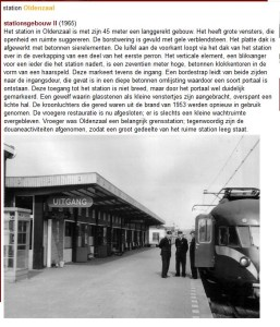 station Oldenzaal 1965